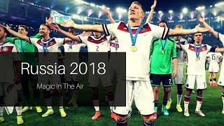 いよいよ!サッカーワールドカップ2018 ロシア大会が開幕します!