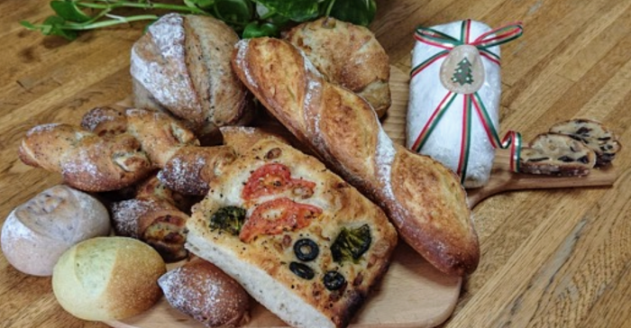 自家製天然酵母のパンとお菓子 ラルジュ【12月13日(日)8周年おやつマルシェ&Zakka Owlイベント】